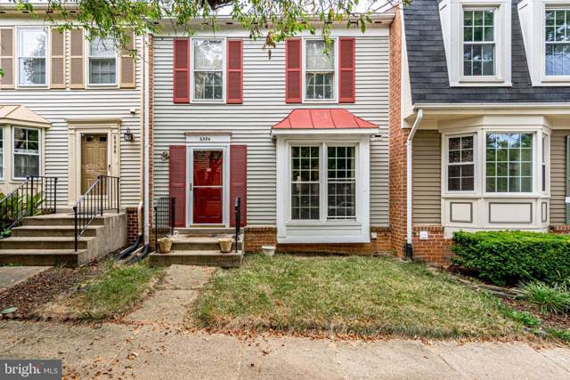 6584 Sand Wedge Court, ALEXANDRIA, VA 22312 (#VAFX1083100) :: RE/MAX Cornerstone Realty