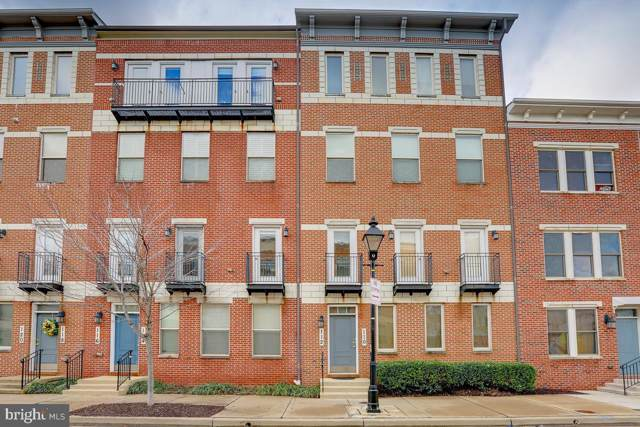112 S Exeter Street 129-2, BALTIMORE, MD 21202 (#MDBA479836) :: AJ Team Realty