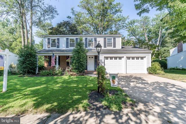 5030 Round Tower Place, COLUMBIA, MD 21044 (#MDHW268670) :: The Sebeck Team of RE/MAX Preferred
