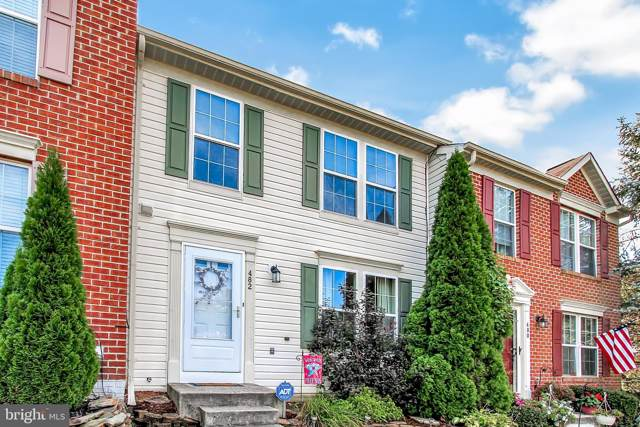 482 Crestridge Way, ABINGDON, MD 21009 (#MDHR237332) :: Tessier Real Estate