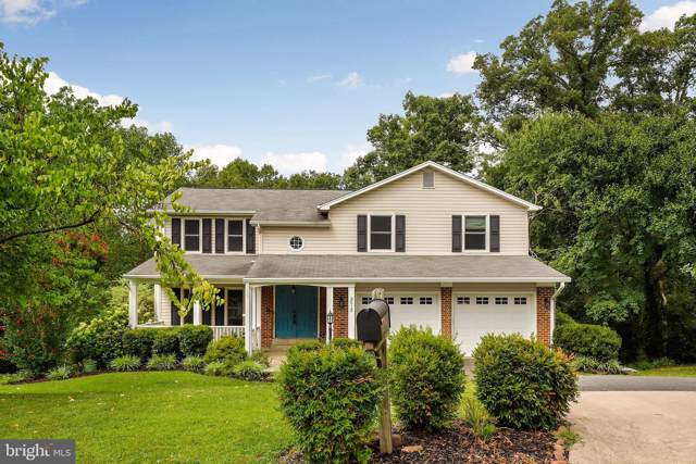 3512 Majestic Pine Lane, FAIRFAX, VA 22033 (#VAFX1083132) :: The Miller Team