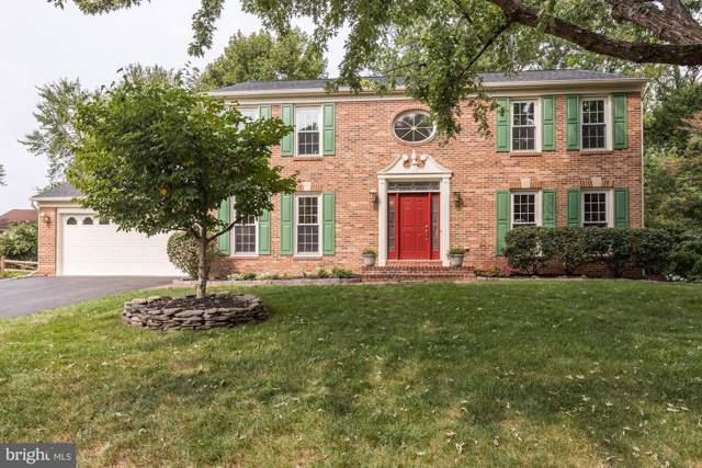 5204 Knoughton Way, CENTREVILLE, VA 20120 (#VAFX1083144) :: Remax Preferred | Scott Kompa Group