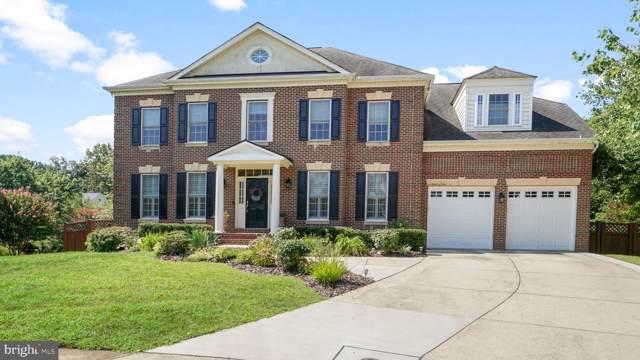 1829 Braddock Drive, CROFTON, MD 21114 (#MDAA409792) :: The Riffle Group of Keller Williams Select Realtors