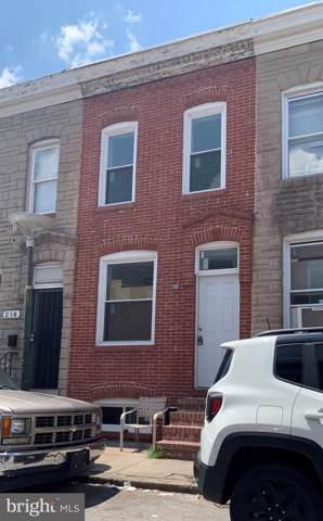 220 N Rose Street, BALTIMORE, MD 21224 (#MDBA479860) :: The Licata Group/Keller Williams Realty