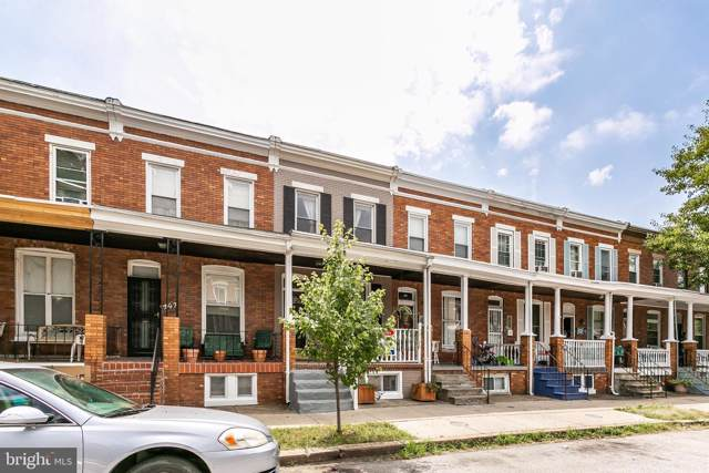 341 E 27TH Street, BALTIMORE, MD 21218 (#MDBA479862) :: The Redux Group