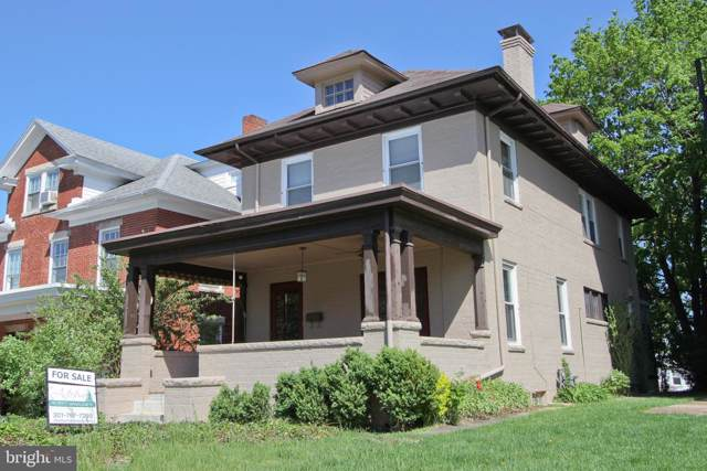 604 Summit Avenue, HAGERSTOWN, MD 21740 (#MDWA167120) :: Corner House Realty