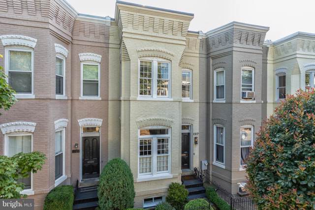 1317 35TH Street NW, WASHINGTON, DC 20007 (#DCDC438258) :: Homes to Heart Group