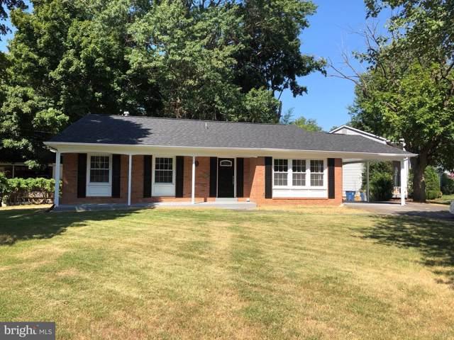 5501 Ashfield Road, ALEXANDRIA, VA 22315 (#VAFX1083200) :: Eng Garcia Grant & Co.