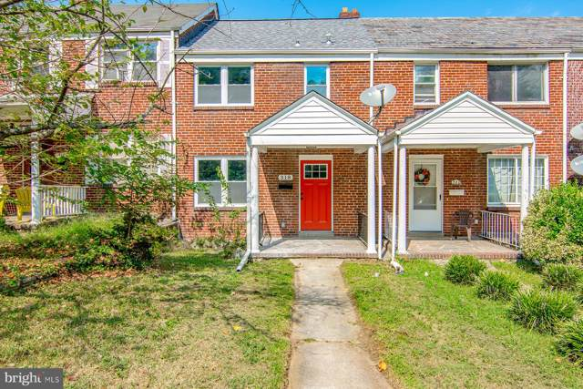 318 E Belvedere Avenue, BALTIMORE, MD 21212 (#MDBA479882) :: The Gus Anthony Team