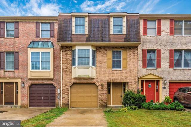 8041 Broken Reed Court, FREDERICK, MD 21701 (#MDFR251664) :: AJ Team Realty
