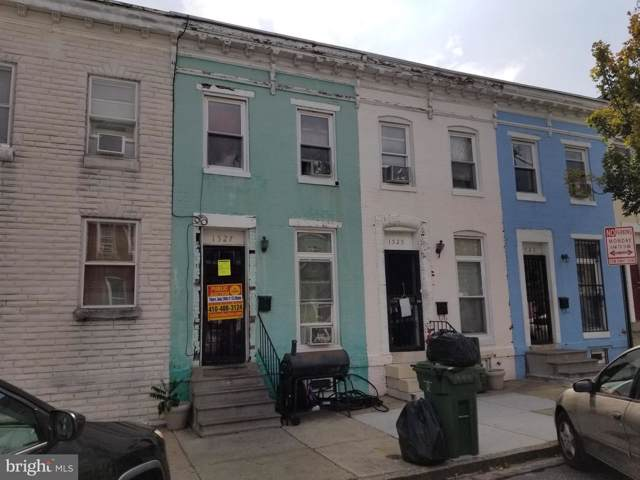 1527 N Stricker Street, BALTIMORE, MD 21217 (#MDBA479884) :: Network Realty Group