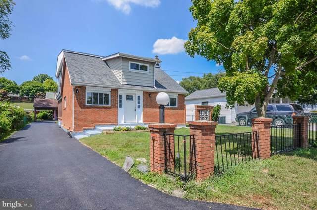 9214 Grant Avenue, LAUREL, MD 20723 (#MDHW268686) :: Keller Williams Pat Hiban Real Estate Group