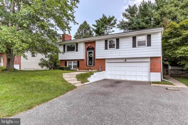 1613 Ross Road, FOREST HILL, MD 21050 (#MDHR237342) :: The Daniel Register Group