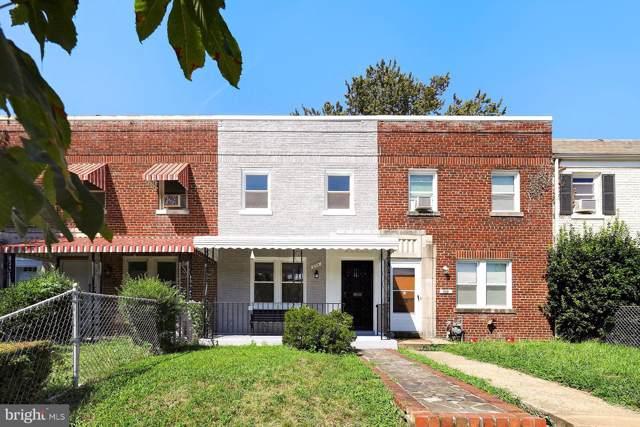 308 34TH Street NE, WASHINGTON, DC 20019 (#DCDC438286) :: The Gold Standard Group