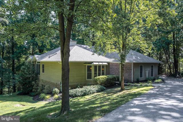 1215 Shady Creek Road, MARRIOTTSVILLE, MD 21104 (#MDHW268696) :: ExecuHome Realty