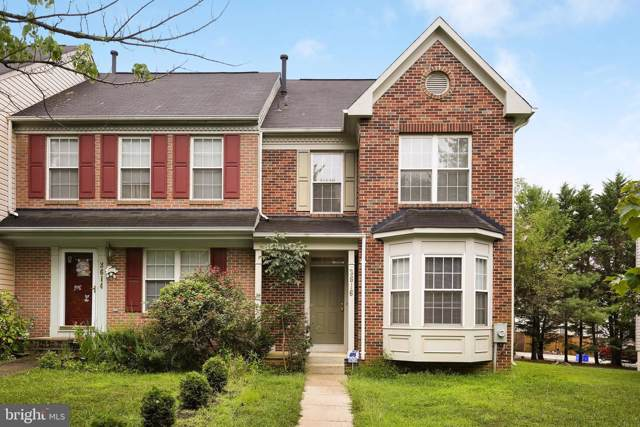 3616 Martins Dairy Circle, OLNEY, MD 20832 (#MDMC674052) :: The Maryland Group of Long & Foster Real Estate