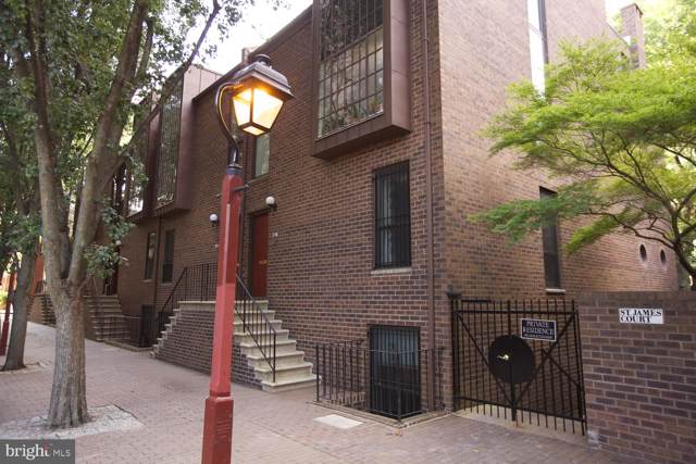 15 Saint James Court #7, PHILADELPHIA, PA 19106 (#PAPH823960) :: ExecuHome Realty