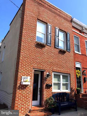 1401 Andre Street, BALTIMORE, MD 21230 (#MDBA479918) :: Blue Key Real Estate Sales Team
