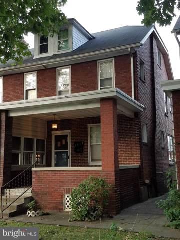 1117 N 16TH Street, HARRISBURG, PA 17103 (#PADA113488) :: Flinchbaugh & Associates