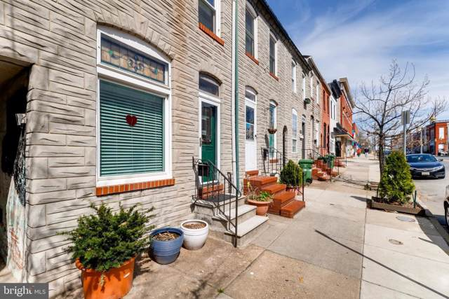 2216 Eastern Avenue, BALTIMORE, MD 21231 (#MDBA479922) :: SURE Sales Group