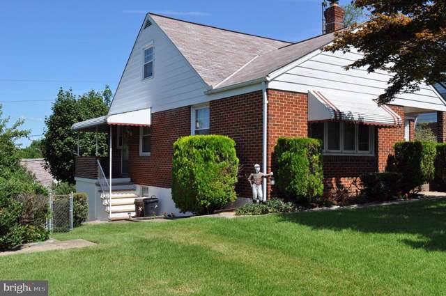 1818 Hanford Road, BALTIMORE, MD 21237 (#MDBC468586) :: The Matt Lenza Real Estate Team