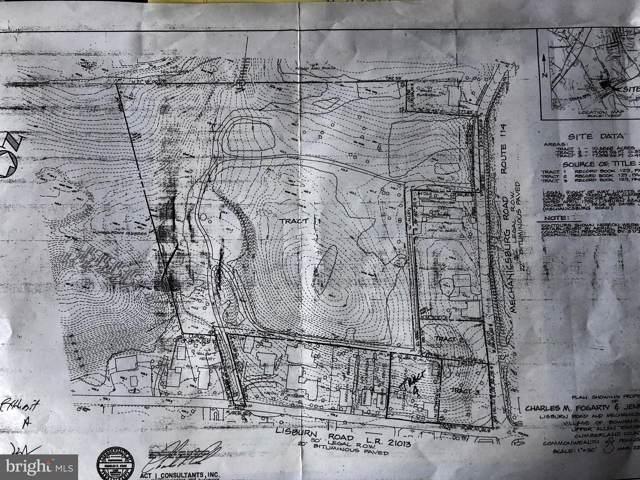 Tract #1 S Market Street, MECHANICSBURG, PA 17055 (#PACB116438) :: The Joy Daniels Real Estate Group
