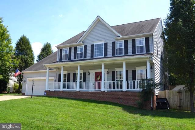 6206 N Willow Pond Drive, FREDERICKSBURG, VA 22407 (#VASP215268) :: The Licata Group/Keller Williams Realty