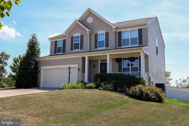 101 Kay Court, WINCHESTER, VA 22602 (#VAFV152454) :: ExecuHome Realty