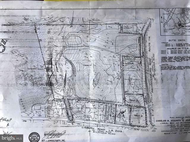 Tract #3 and #4 Lisburn Road W, MECHANICSBURG, PA 17055 (#PACB116442) :: The Joy Daniels Real Estate Group