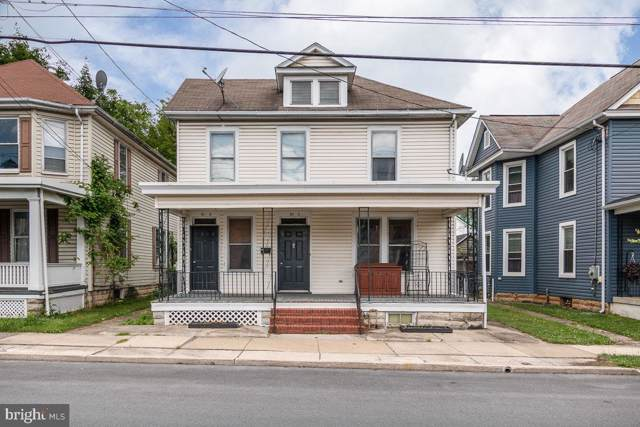 51 North Sixth, CHAMBERSBURG, PA 17201 (#PAFL167752) :: AJ Team Realty