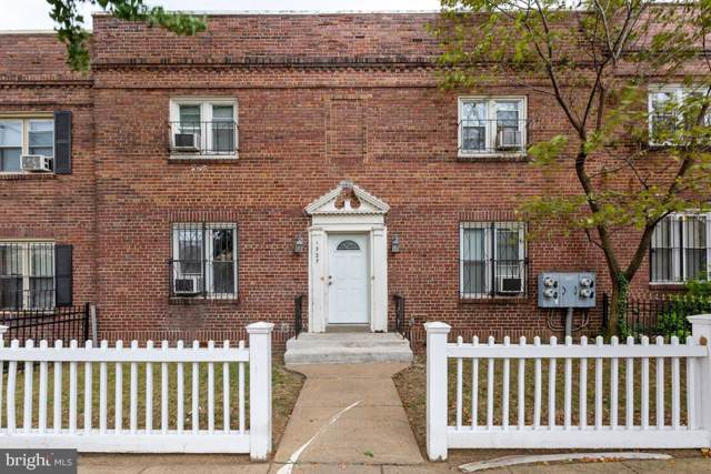 1723 Capitol Avenue NE, WASHINGTON, DC 20002 (#DCDC438324) :: The Daniel Register Group