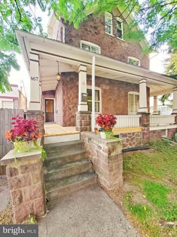 467 Farmington Avenue, POTTSTOWN, PA 19464 (#PAMC621370) :: ExecuHome Realty