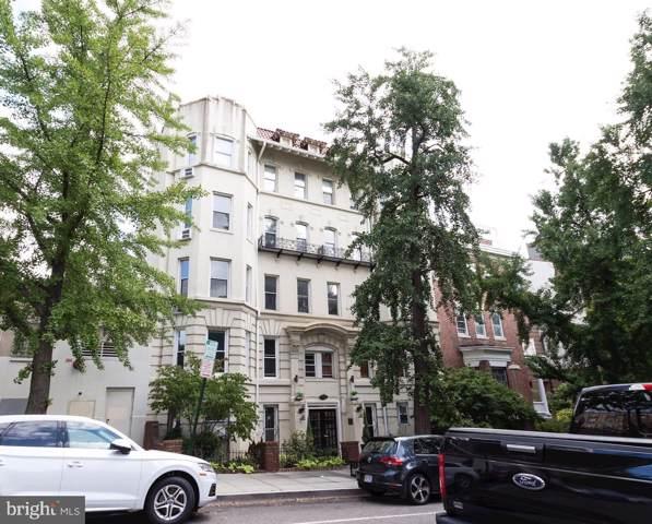 1831 Belmont Road NW #205, WASHINGTON, DC 20009 (#DCDC438352) :: Viva the Life Properties