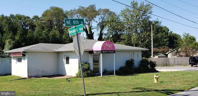 294 N Rehoboth Boulevard, MILFORD, DE 19963 (#DEKT231638) :: ExecuHome Realty