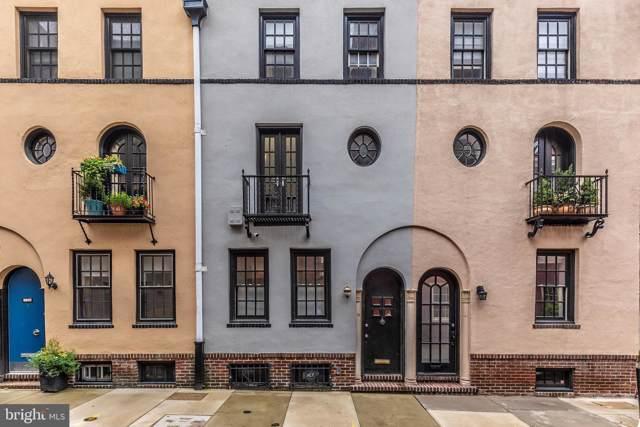 116 S Van Pelt Street, PHILADELPHIA, PA 19103 (#PAPH824234) :: John Smith Real Estate Group