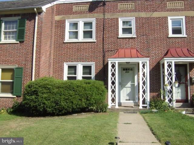 834 Fremont Street, LANCASTER, PA 17603 (#PALA138298) :: The Craig Hartranft Team, Berkshire Hathaway Homesale Realty