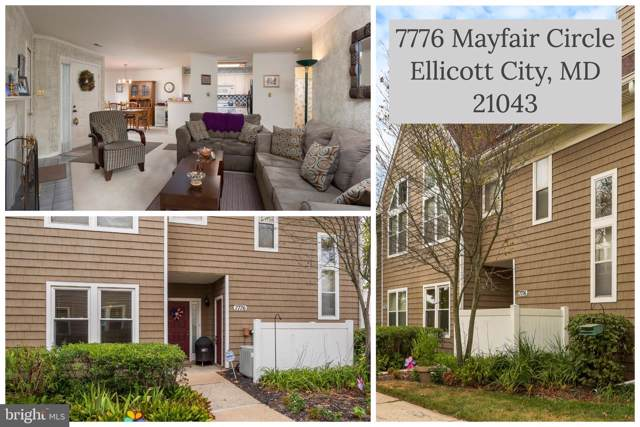 7776 Mayfair Circle, ELLICOTT CITY, MD 21043 (#MDHW268756) :: Keller Williams Pat Hiban Real Estate Group