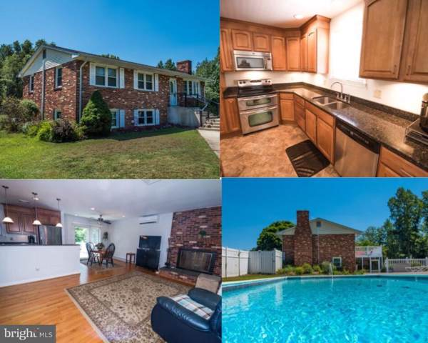 335 E Mount Harmony Rd, OWINGS, MD 20736 (#MDCA171632) :: Gail Nyman Group
