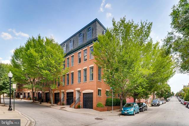 27 S Regester Street, BALTIMORE, MD 21231 (#MDBA480036) :: Keller Williams Pat Hiban Real Estate Group