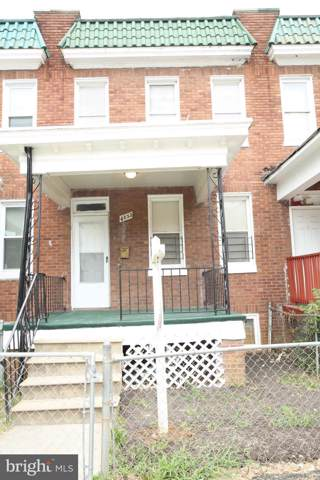 4852 Pimlico Road, BALTIMORE, MD 21215 (#MDBA480040) :: The Dailey Group