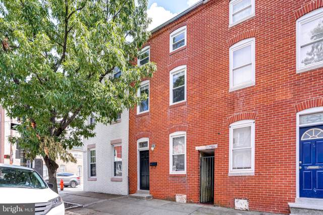 1935 Gough Street, BALTIMORE, MD 21231 (#MDBA480048) :: SURE Sales Group