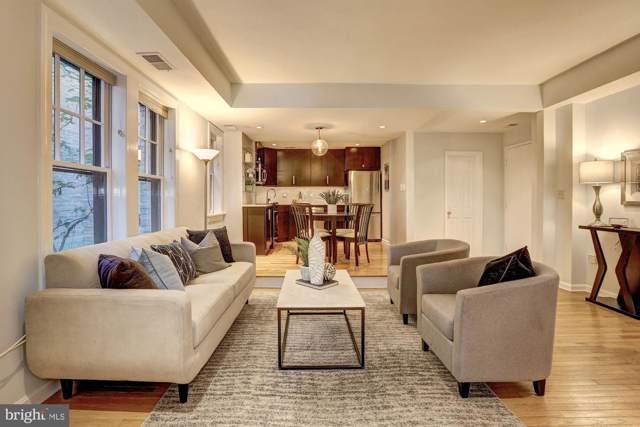 1724 17TH Street NW #3, WASHINGTON, DC 20009 (#DCDC438388) :: Viva the Life Properties