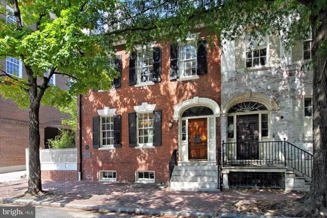 611 Cameron Street, ALEXANDRIA, VA 22314 (#VAAX238704) :: The Speicher Group of Long & Foster Real Estate