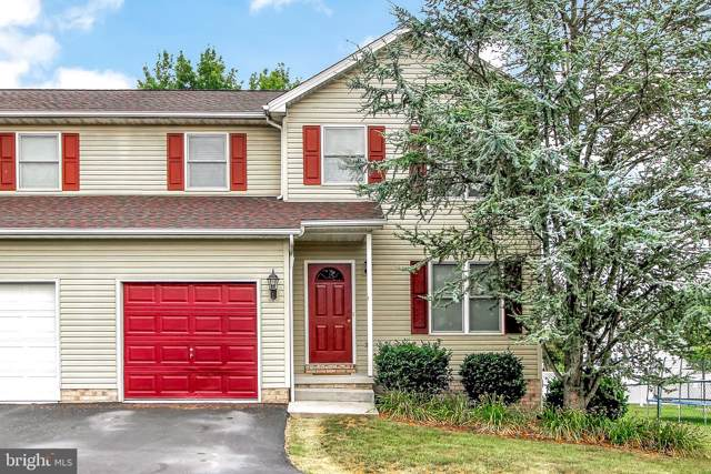 238 N Walnut Street, SPRING GROVE, PA 17362 (#PAYK123098) :: ExecuHome Realty