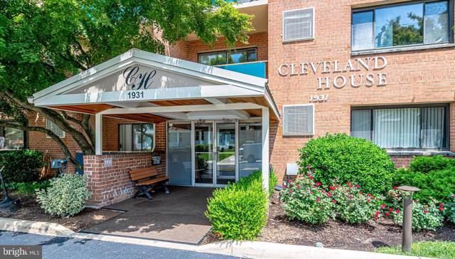 1931 N Cleveland Street #107, ARLINGTON, VA 22201 (#VAAR153464) :: Erik Hoferer & Associates