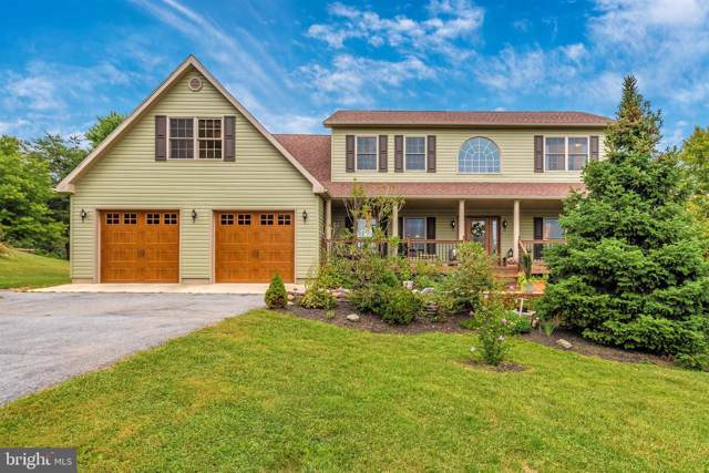 11018-A Horseshoe Drive, FREDERICK, MD 21701 (#MDFR251742) :: Bob Lucido Team of Keller Williams Integrity