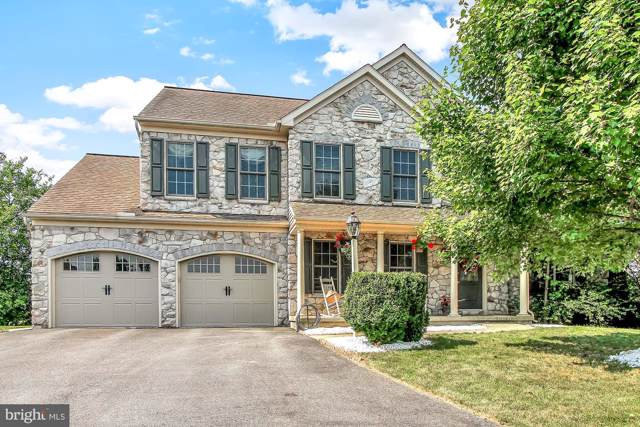121 Dove Court, HUMMELSTOWN, PA 17036 (#PADA113536) :: Keller Williams of Central PA East