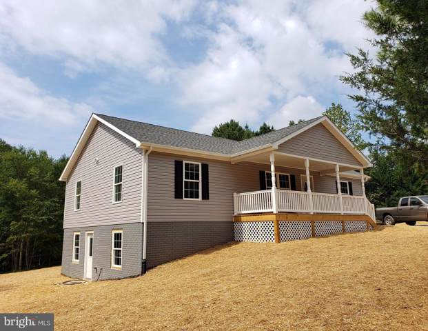 795 Deer Crossing Lane, ORANGE, VA 22960 (#VAMA107874) :: RE/MAX Cornerstone Realty