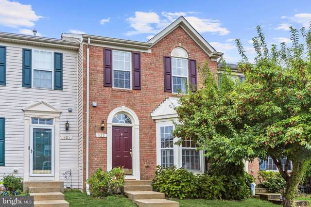 923 Isaac Chaney Court, ODENTON, MD 21113 (#MDAA409992) :: Great Falls Great Homes