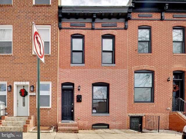 1307 S Clinton Street, BALTIMORE, MD 21224 (#MDBA480086) :: Keller Williams Pat Hiban Real Estate Group